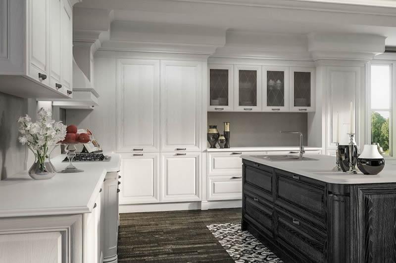Cucine Componibili Classiche Berloni.Arredamento Per La Casa Arredamento Per La Casa Alfa